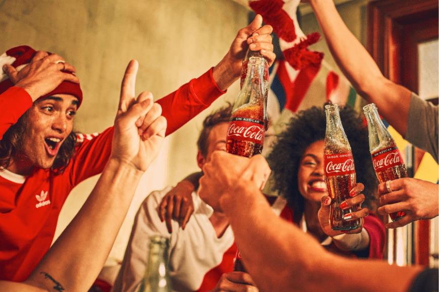 Coca Cola - Colores