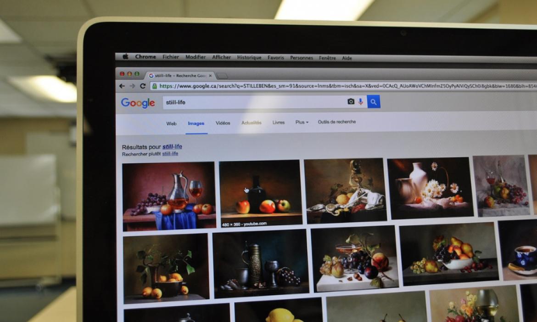 Atributo ALT - Google Images