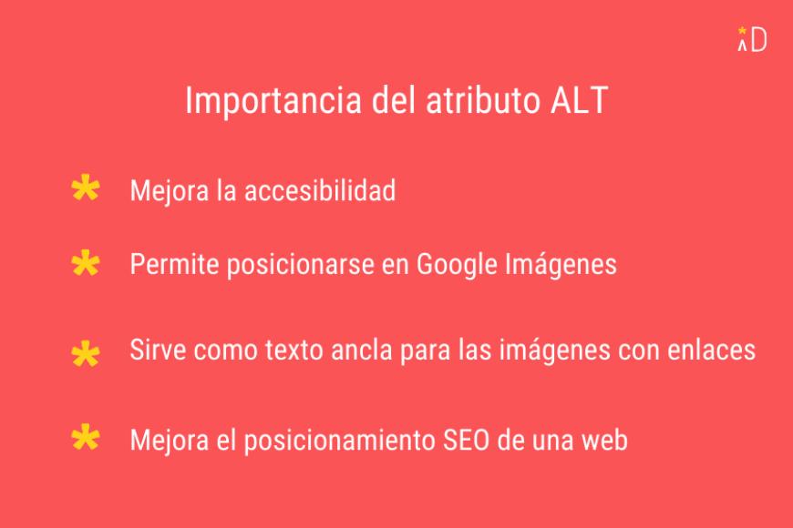 Atr. alt - Importancia