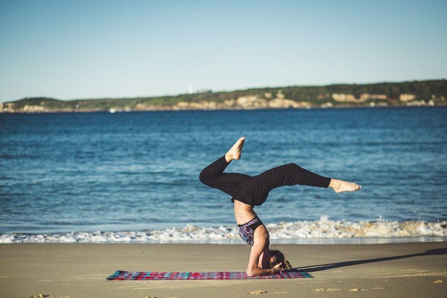 Más actividades en el exterior en fitness
